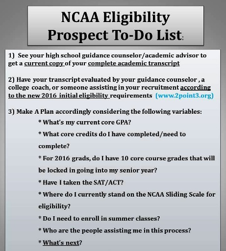 ncaa rules and regulations for coaches